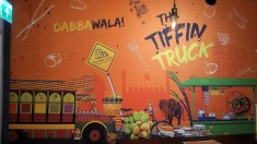 At The Tiffin Truck you can eat in, take away or book a delivery
