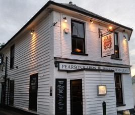 We found this gem of a pub and restaurant serving real ales, fine wines, delicious seasonal produce and live music. Just a stone's throw from the sea in Whitstable.