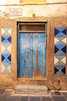 crete door